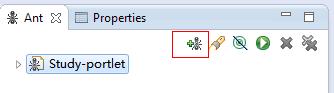 添加ant文件